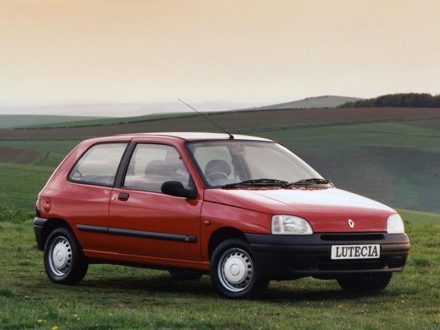 Renault Lutecia хетчбэк 3-дв., 1996–1998, 1 поколение [рестайлинг] - отзывы, фото и характеристики на Car.ru