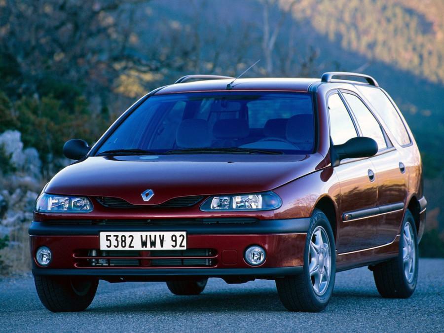 Renault Laguna Grandtour универсал, 1998–2001, 1 поколение [рестайлинг] - отзывы, фото и характеристики на Car.ru