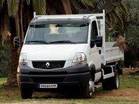 Renault Mascott, 1 поколение [рестайлинг], Шасси 2-дв.