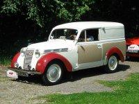 Renault Juvaquatre, 1 поколение, Фургон