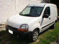 Renault Kangoo, 1 поколение, Фургон, 1998–2003