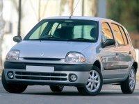 Renault Lutecia, 2 поколение, Хетчбэк 5-дв., 1998–2001