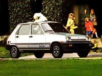 Renault Le Car, 1 поколение [рестайлинг], Хетчбэк 5-дв., 1980–1984