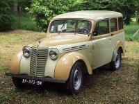 Renault Juvaquatre, 1 поколение, Универсал