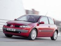 Renault Megane, 2 поколение, Хетчбэк 3-дв., 2002–2006