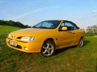 Renault Megane, 1 поколение, Кабриолет, 1995–1999