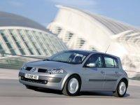Renault Megane, 2 поколение, Хетчбэк 5-дв., 2002–2006