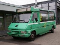 Renault Master, 1 поколение [рестайлинг], Микроавтобус, 1994–1997