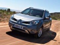 Renault Koleos, 1 поколение, Кроссовер, 2008–2011
