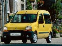 Renault Kangoo, 1 поколение, Минивэн, 1998–2003