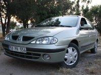 Renault Megane, 1 поколение [рестайлинг], Classic седан, 1999–2010