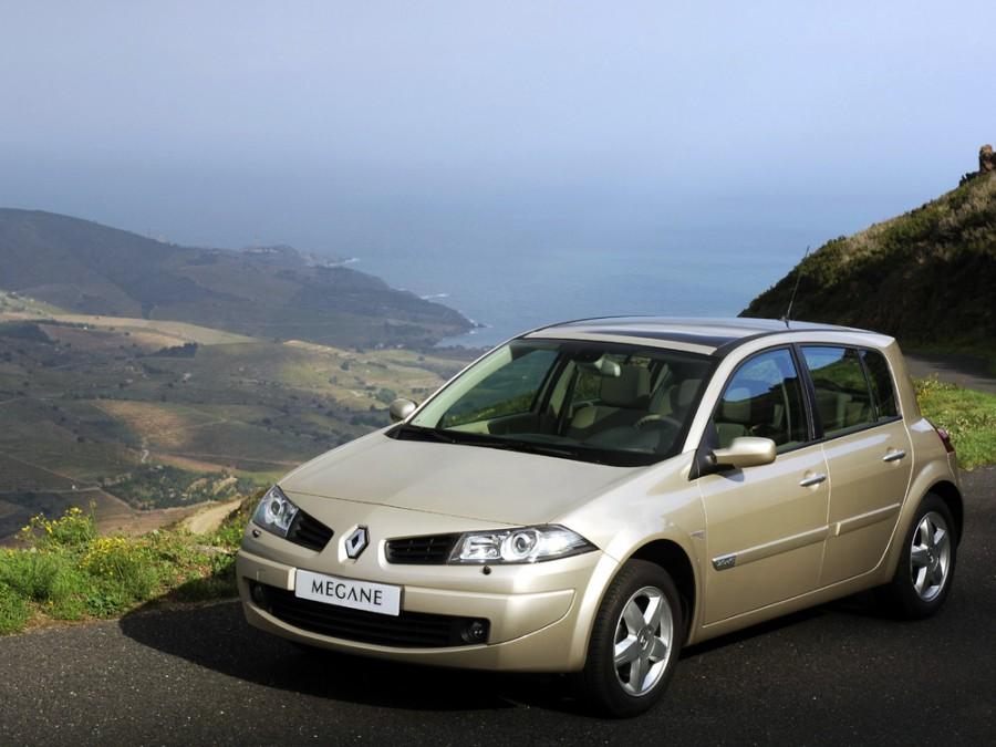 Renault Megane хетчбэк 5-дв., 2006–2016, 2 поколение [рестайлинг] - отзывы, фото и характеристики на Car.ru