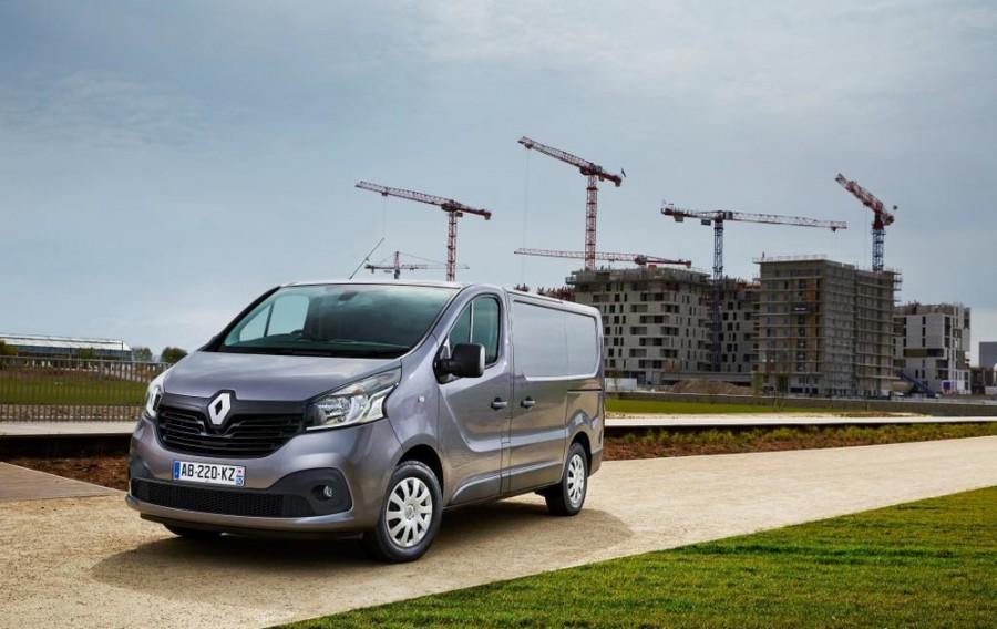 Renault Trafic фургон, 2014–2016, 3 поколение - отзывы, фото и характеристики на Car.ru