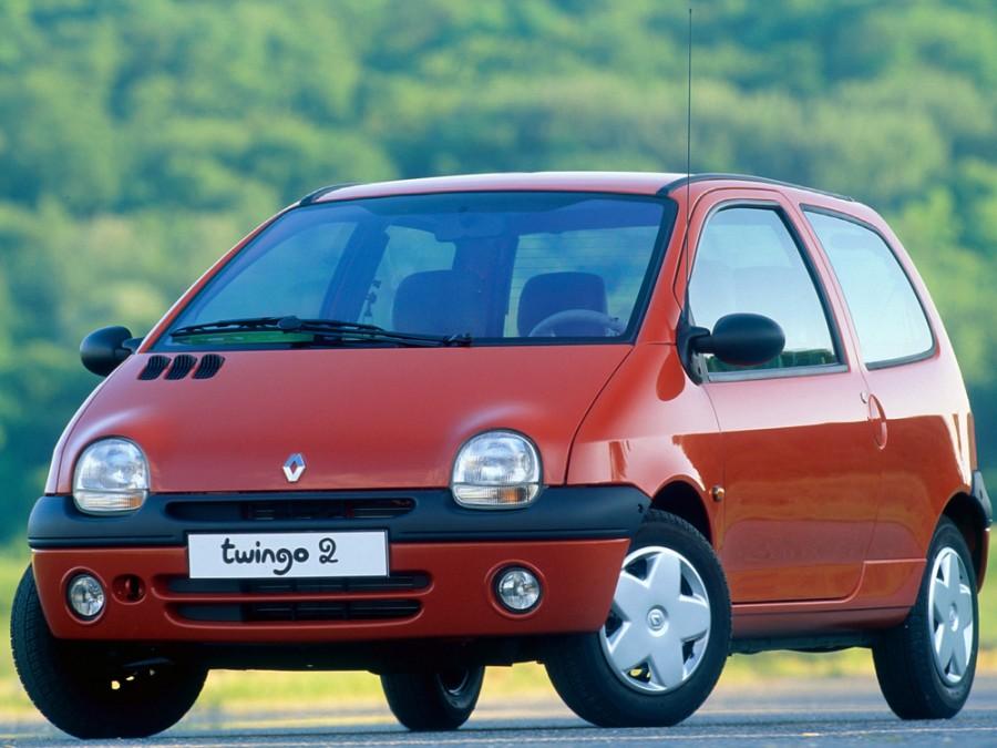 Renault Twingo хетчбэк, 2000–2004, 1 поколение [2-й рестайлинг] - отзывы, фото и характеристики на Car.ru