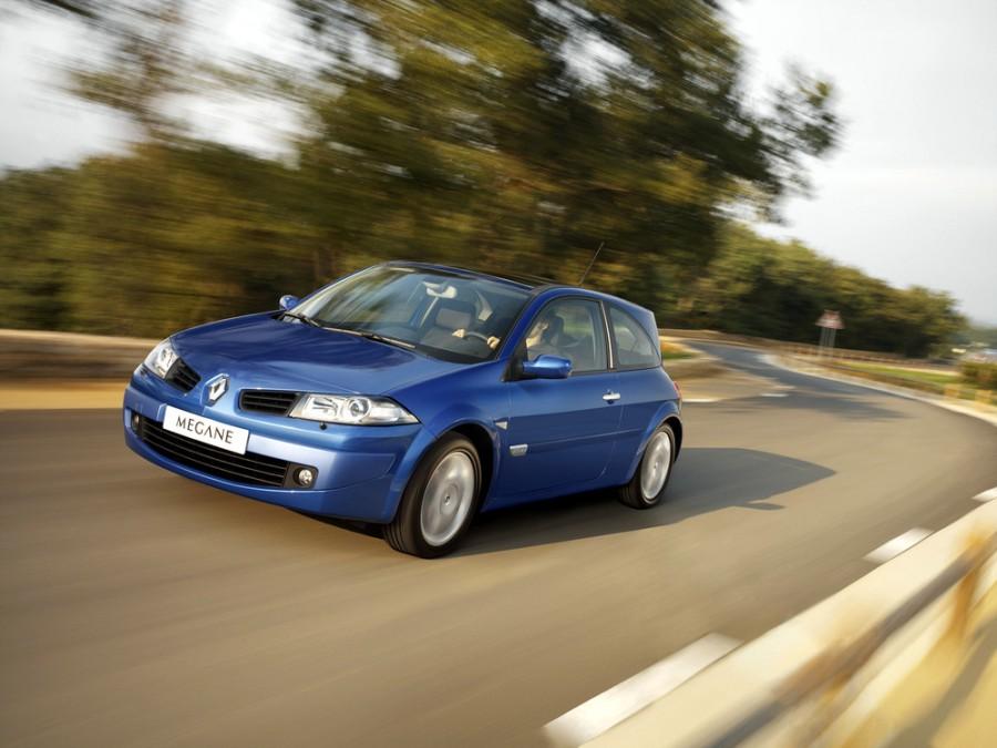 Renault Megane хетчбэк 3-дв., 2006–2016, 2 поколение [рестайлинг] - отзывы, фото и характеристики на Car.ru