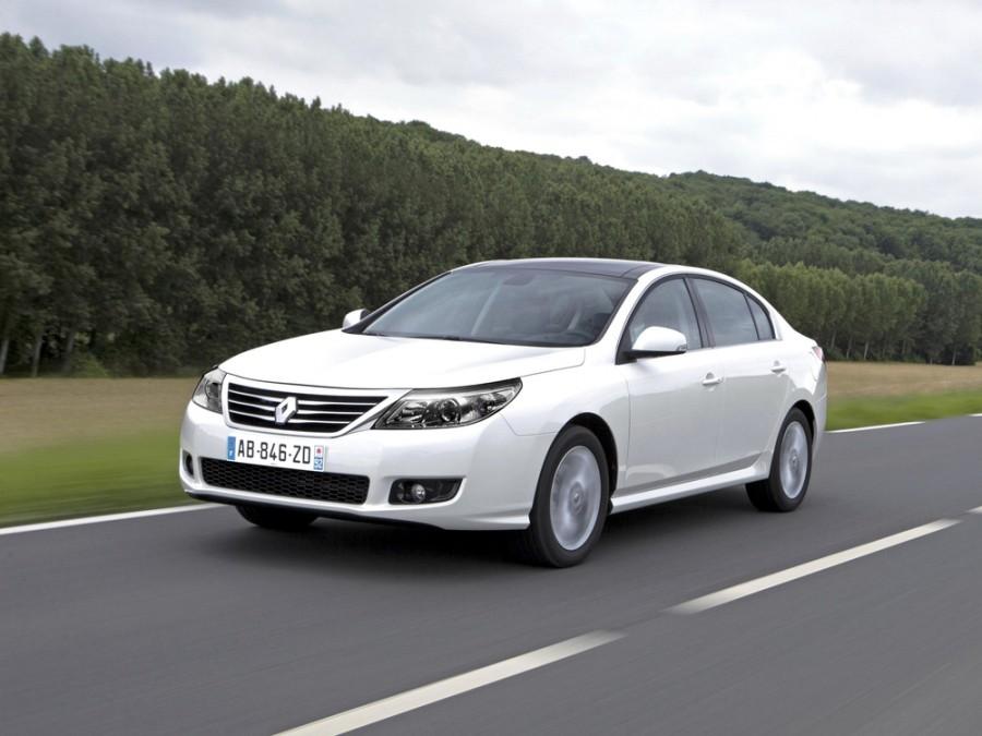 Renault Safrane седан, 2010–2016, 3 поколение - отзывы, фото и характеристики на Car.ru