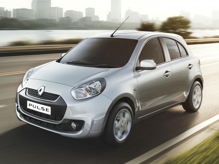 Renault Pulse хетчбэк, 2012–2016, 1 поколение - отзывы, фото и характеристики на Car.ru