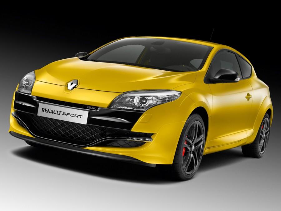 Renault Megane RS хетчбэк 3-дв., 2008–2016, 3 поколение - отзывы, фото и характеристики на Car.ru