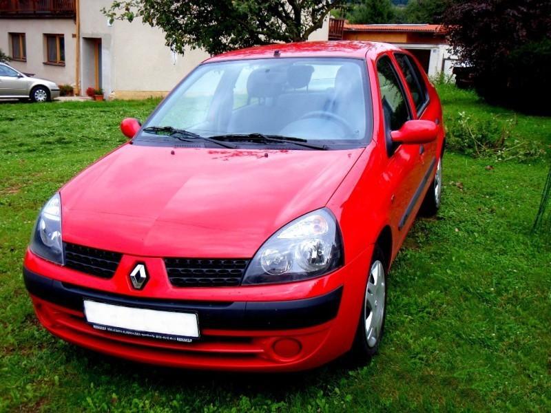 Renault Thalia седан, 2002–2006, 1 поколение [рестайлинг] - отзывы, фото и характеристики на Car.ru