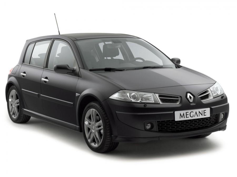 Renault Megane GT хетчбэк 5-дв., 2006–2016, 2 поколение [рестайлинг] - отзывы, фото и характеристики на Car.ru