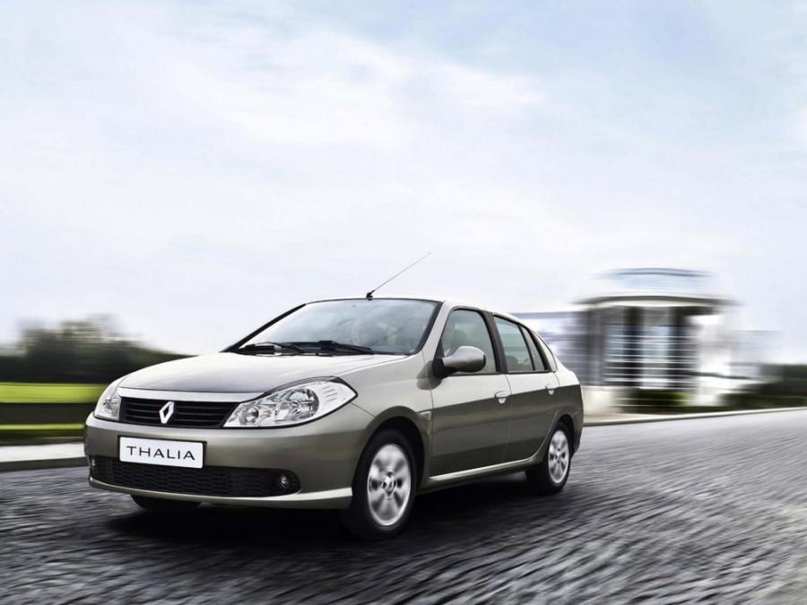 Renault Thalia седан, 2008–2016, 2 поколение - отзывы, фото и характеристики на Car.ru