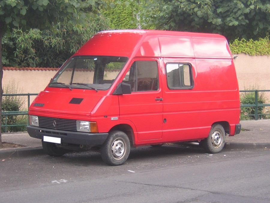 Renault Trafic, Анапа