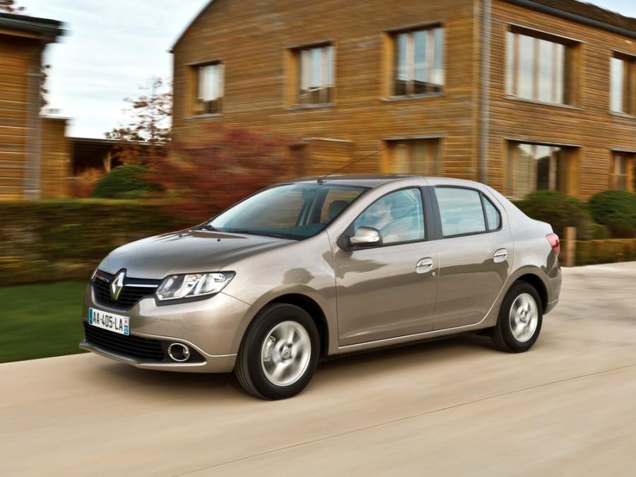 Renault Symbol седан, 3 поколение - отзывы, фото и характеристики на Car.ru