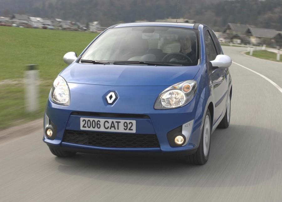 Renault Twingo GT хетчбэк 3-дв., 2007–2012, 2 поколение - отзывы, фото и характеристики на Car.ru
