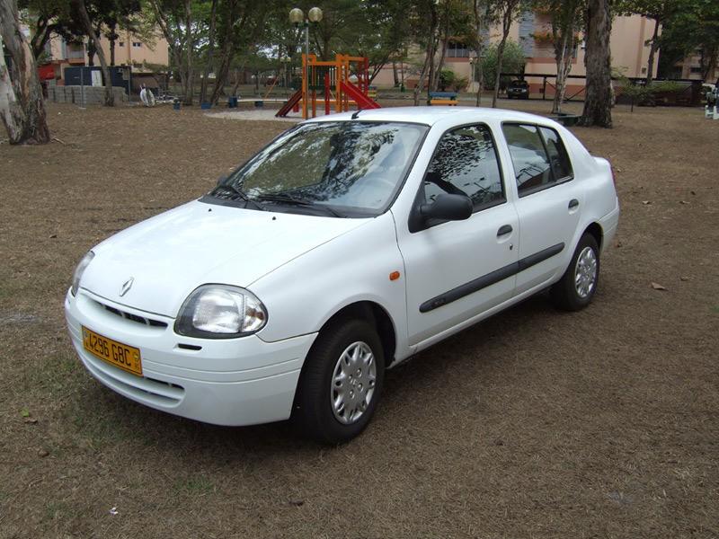 Renault Symbol седан, 1999–2001, 1 поколение - отзывы, фото и характеристики на Car.ru