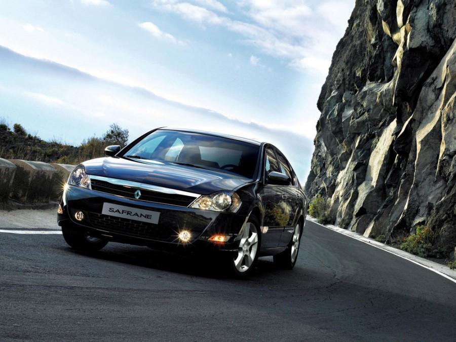 Renault Safrane седан, 2008–2010, 2 поколение - отзывы, фото и характеристики на Car.ru