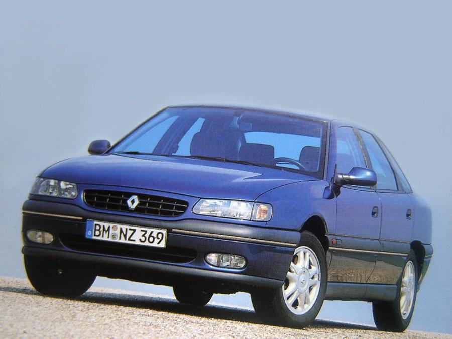 Renault Safrane хетчбэк 5-дв., 1996–2000, 1 поколение [рестайлинг] - отзывы, фото и характеристики на Car.ru