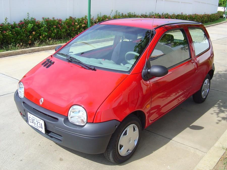 Renault Twingo хетчбэк, 1998–2000, 1 поколение [рестайлинг] - отзывы, фото и характеристики на Car.ru