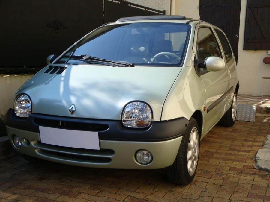 Renault Twingo хетчбэк, 2004–2012, 1 поколение [3-й рестайлинг] - отзывы, фото и характеристики на Car.ru