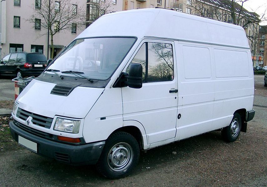 Renault Trafic, Бахчисарай
