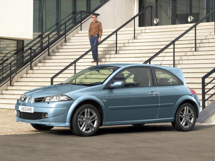 Renault Megane GT хетчбэк 3-дв., 2006–2016, 2 поколение [рестайлинг] - отзывы, фото и характеристики на Car.ru