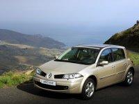 Renault Megane, 2 поколение [рестайлинг], Хетчбэк 5-дв., 2006–2016