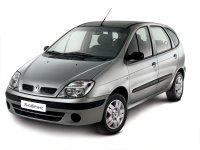 Renault Scenic, 1 поколение [рестайлинг], Минивэн 5-дв., 1999–2003