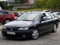 Renault Safrane, 1 поколение, Biturbo хетчбэк 5-дв., 1992–1996