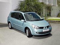 Renault Scenic, 2 поколение [рестайлинг], Grand минивэн 5-дв., 2006–2010