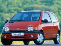 Renault Twingo, 1 поколение [2-й рестайлинг], Хетчбэк, 2000–2004