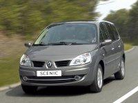 Renault Scenic, 2 поколение [рестайлинг], Минивэн 5-дв., 2006–2010