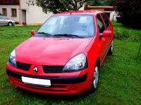 Renault Thalia, 1 поколение [рестайлинг], Седан, 2002–2006