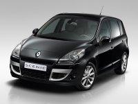 Renault Scenic, 3 поколение, Минивэн 5-дв., 2009–2012