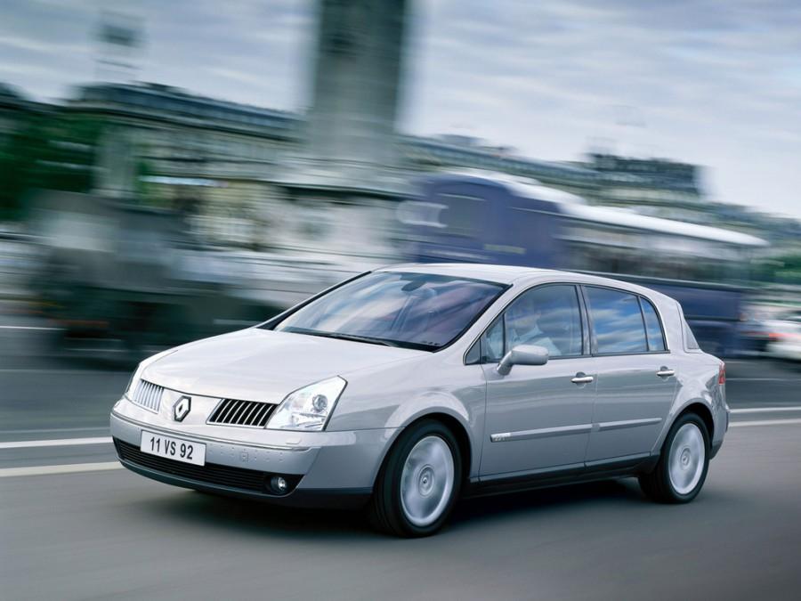 Renault Vel Satis хетчбэк, 2002–2005, 1 поколение - отзывы, фото и характеристики на Car.ru