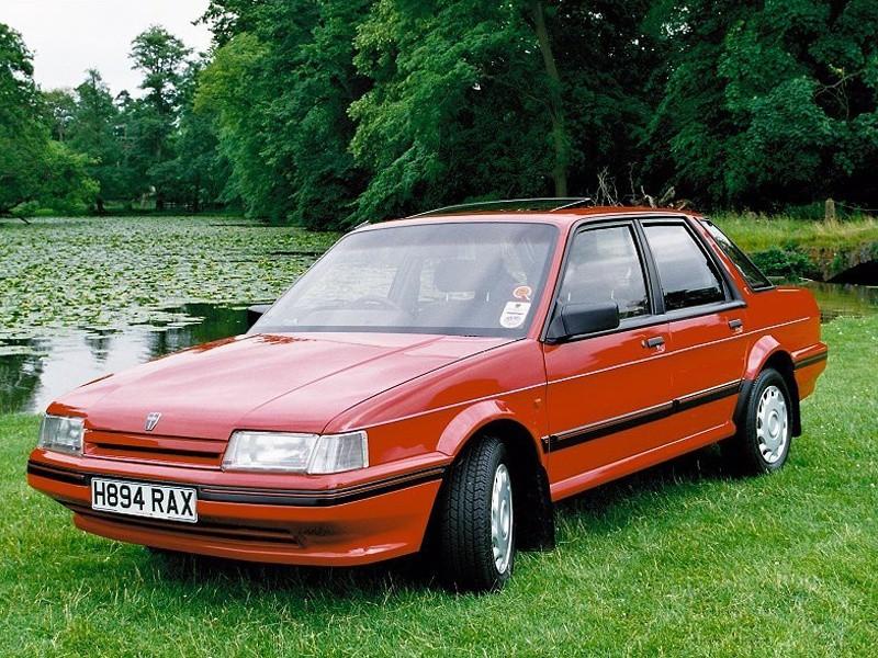 Rover Montego седан, 1984–1993, 1 поколение - отзывы, фото и характеристики на Car.ru