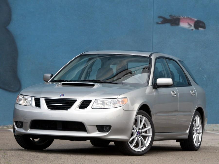 Saab 9-2X универсал, 2003–2007, 1 поколение - отзывы, фото и характеристики на Car.ru