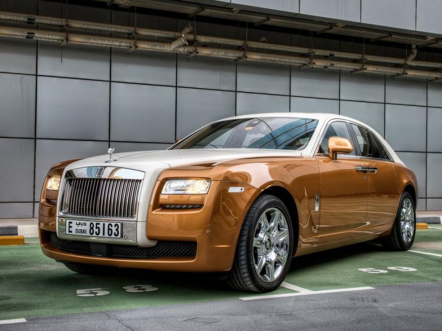 Rolls-royce Ghost седан, 2009–2016, 1 поколение - отзывы, фото и характеристики на Car.ru
