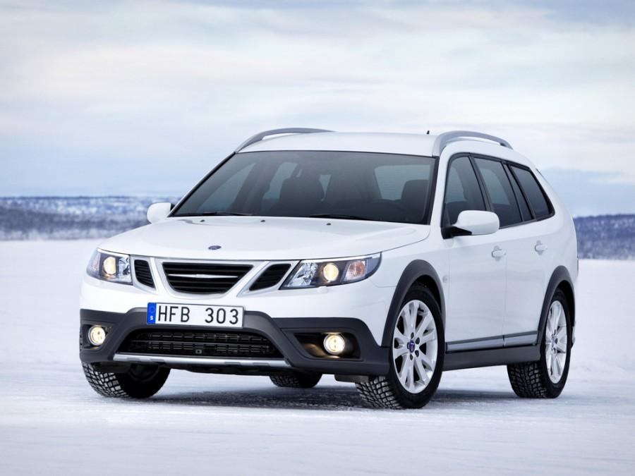 Saab 9-3 X кроссовер, 2008–2014, 2 поколение [рестайлинг] - отзывы, фото и характеристики на Car.ru
