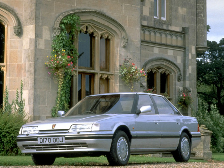 Rover 800 седан, 1986–1999, 1 поколение - отзывы, фото и характеристики на Car.ru