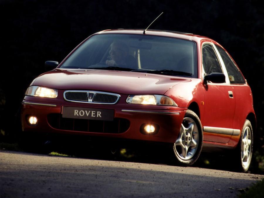 Rover 200 хетчбэк, 1995–2000, R3 - отзывы, фото и характеристики на Car.ru